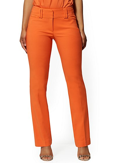 8deabee4f Barely Bootcut Pant - Modern - All-Season Stretch - 7th Avenue - New York  ...