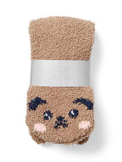 Bear Cozy Sock - New York & Company