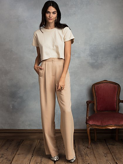 Beau Wide-Leg Pant - New York & Company