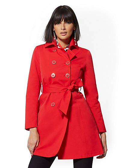 3462dbe2e0a Belted Trench Coat - New York   Company ...