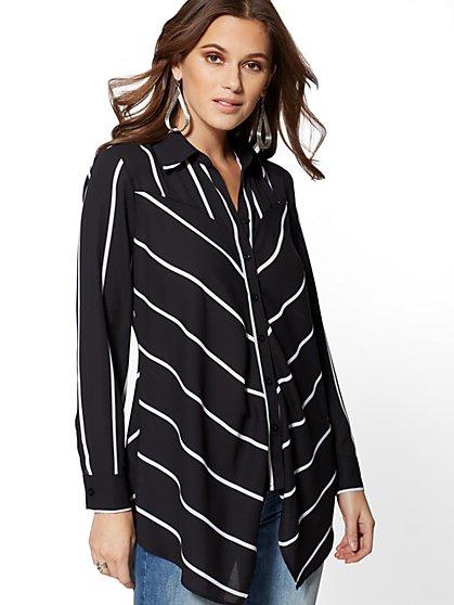Dress Shirts For Women New York Company
