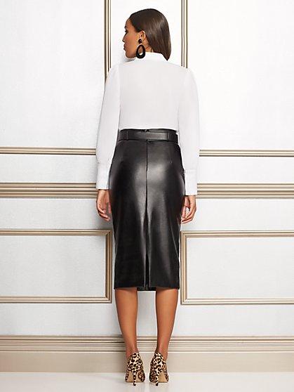 1c68d98886f27 ... Black Glenda Pencil Skirt - Eva Mendes Collection - New York   Company