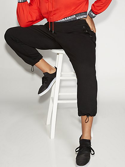 Black Jogger Pant - Gabrielle Union Collection - New York & Company