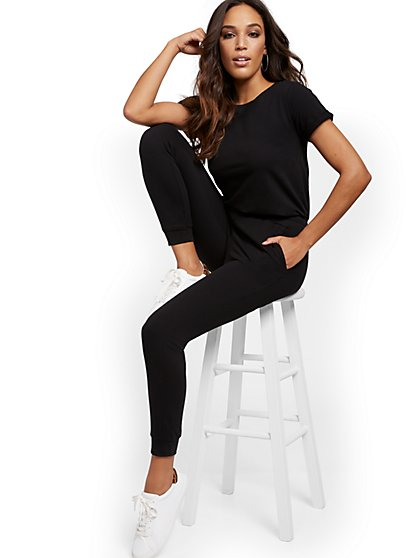 Black Jumpsuit - New York & Company