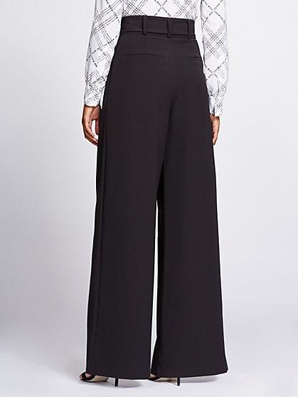 e4571f27e44 ... Black Wide-Leg Pant - Gabrielle Union Collection - New York   Company