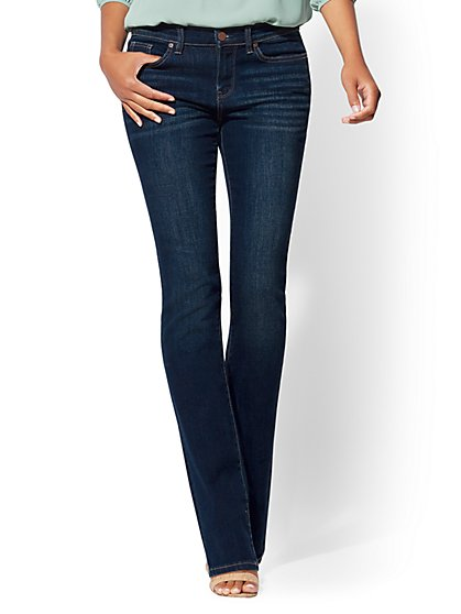 Bootcut Jeans - Highland Blue - Soho Jeans - New York & Company