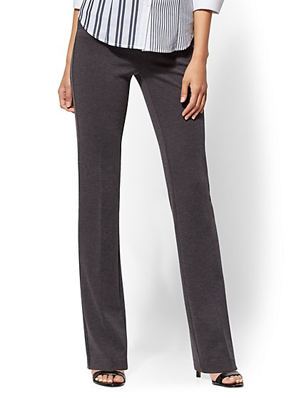 Bootcut Pull-On Pant - Signature Fit - 7th Avenue - New York & Company