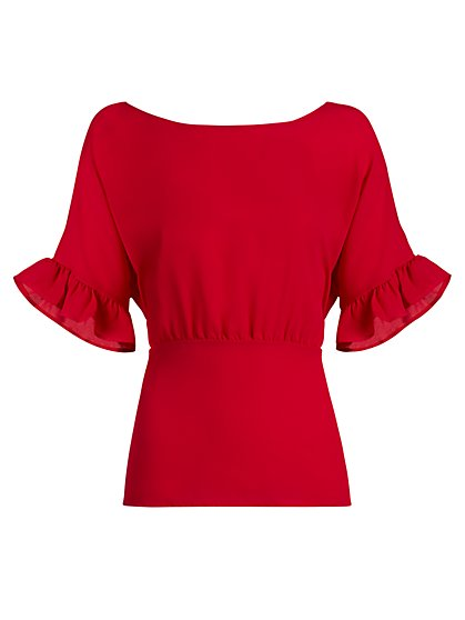 Bow-Back Top - Sweet Pea - New York & Company