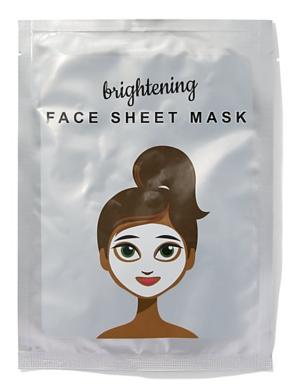 Brightening Facial Sheet Mask - New York & Company