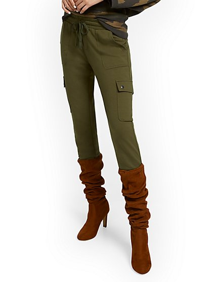 Cargo Everywhere Pant - New York & Company