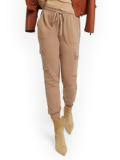Cargo Pant - Everywhere Jogger Collection - New York & Company