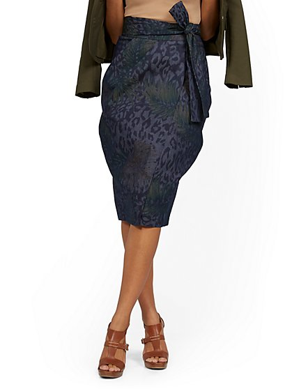 Cargo Pencil Skirt - New York & Company