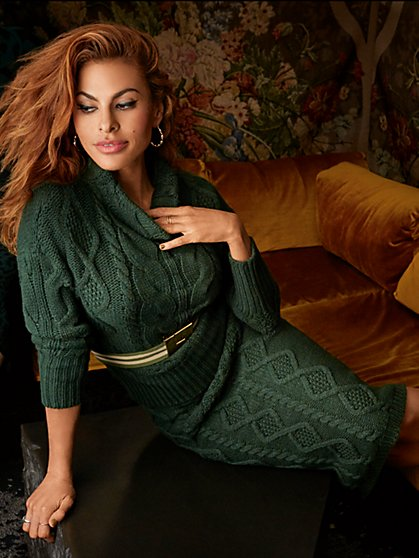 Carlotta Sweater - Eva Mendes Collection - New York & Company