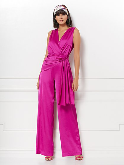 Chalina Jumpsuit - Eva Mendes Collection - New York & Company