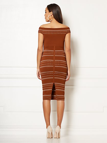 37841af9cf5 ... Chantelle Sweater Dress - Eva Mendes Collection - New York   Company