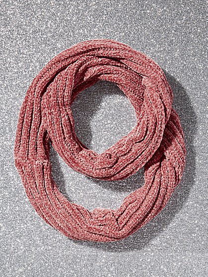 Chenille Infinity Scarf - New York & Company