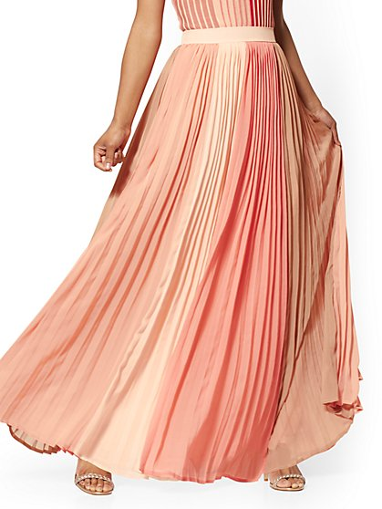 Chiffon Maxi Skirt - New York & Company