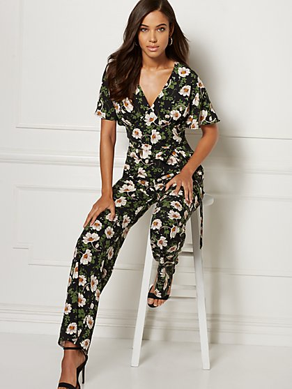 Ciela Jumpsuit - Eva Mendes Collection - New York & Company