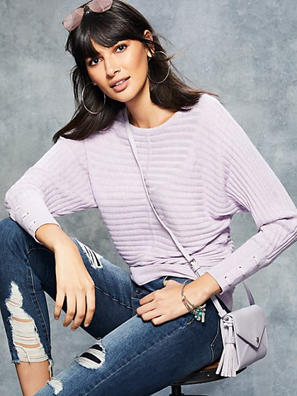 City Dolman Sweater - New York & Company