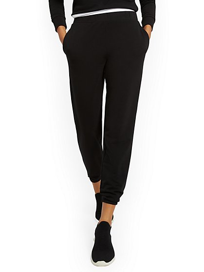 Classic Lounge Jogger Pant - New York & Company