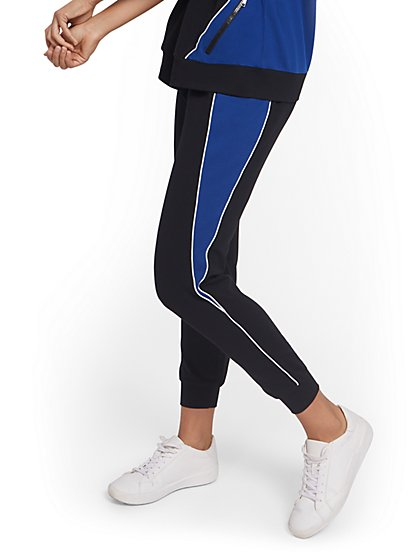 Colorblock Jogger Pant - New York & Company