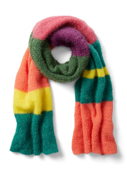 Colorblock Scarf - New York & Company