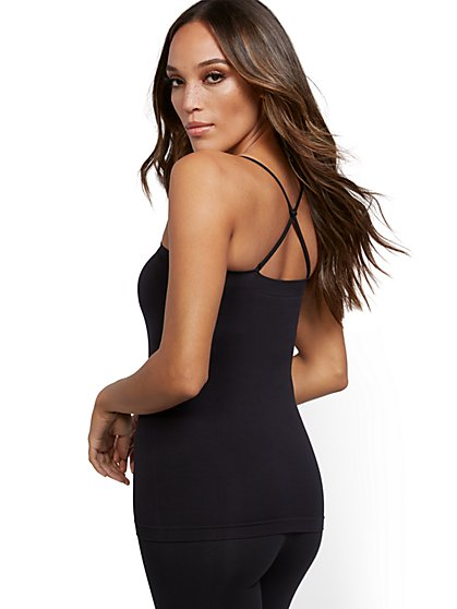 Convertible Layering Cami - Sleek & Chic - New York & Company