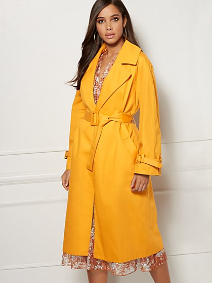 Coretta Trench Coat - Eva Mendes Collection - New York & Company