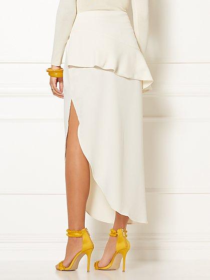 34187b92345a1 ... Corinna Asymmetrical Pencil Skirt - Eva Mendes Collection - New York    Company