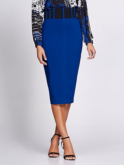 Corset Pencil Skirt - Gabrielle Union Collection - New York & Company
