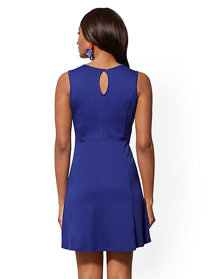 6a4c21dd21a2 Fit and Flare Dresses for Women | New York & Company