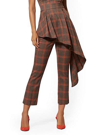 Crop Kick Flare Pant - New York & Company