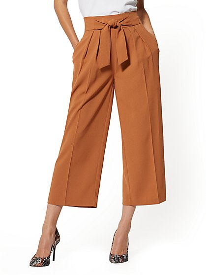 bfe03905 Palazzo Pants for Women | Wide Leg Pants | New York & Company