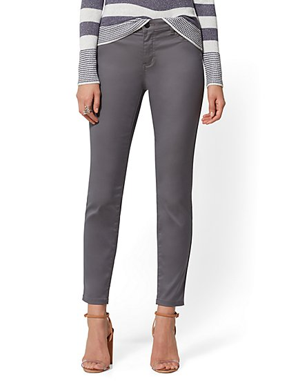 Crosby Slim-Leg Ankle Pant - Soho Jeans - New York & Company