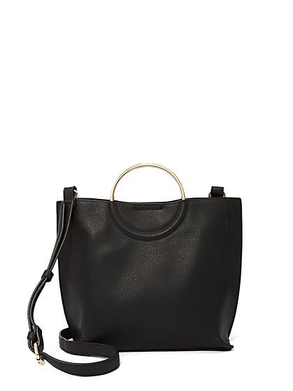 79b06d9806 Crossbody O-Ring Tote Bag - New York   Company ...