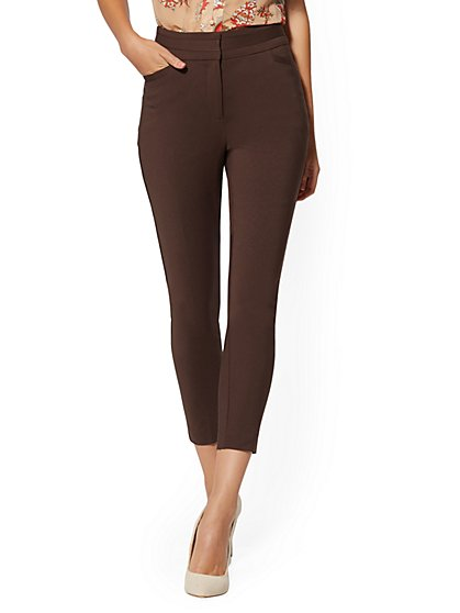 Curvy Ankle Pant - 7th Avenue - New York & Company