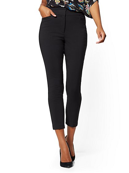 Curvy Ankle Pant - All Season Stretch - 7th Avenue - New York & Company