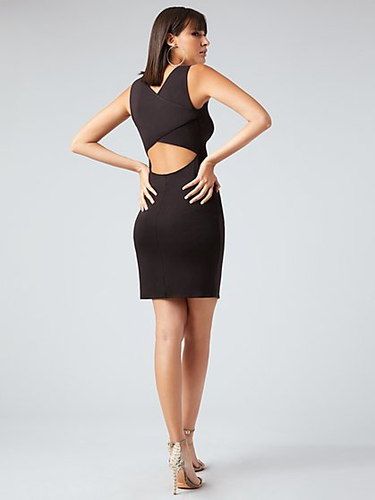 Cutout Sheath Dress - NY&C Style System - New York & Company