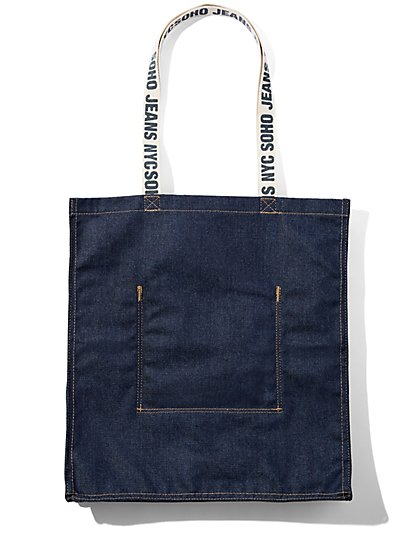 b96242c4efc2a Denim Tote Bag - New York & Company ...