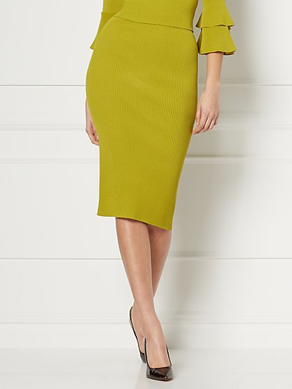Denver Sweater Skirt - Eva Mendes Collection - New York & Company