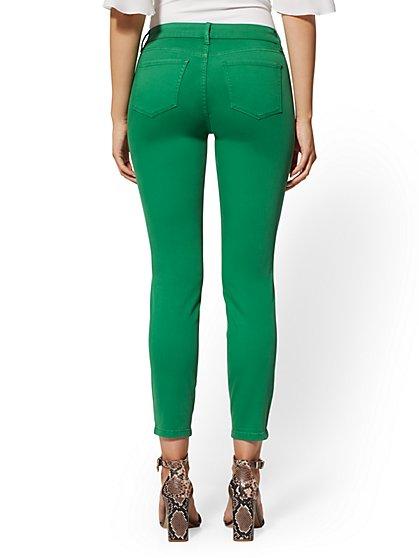 e5fb3d0e5e570b ... Destroyed Ankle Jeans - Sienna - Soho Jeans - New York & Company