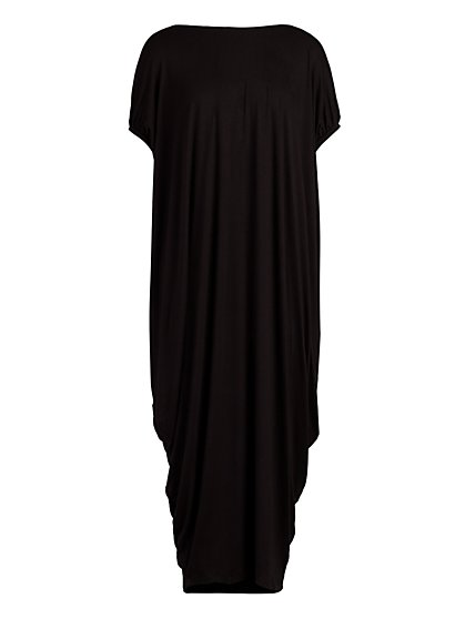 Dolman Knit Maxi Dress - New York & Company