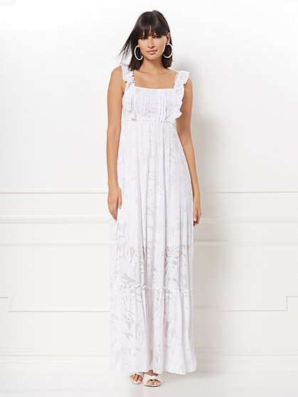 Dora Maxi Dress - Eva Mendes Collection - New York & Company