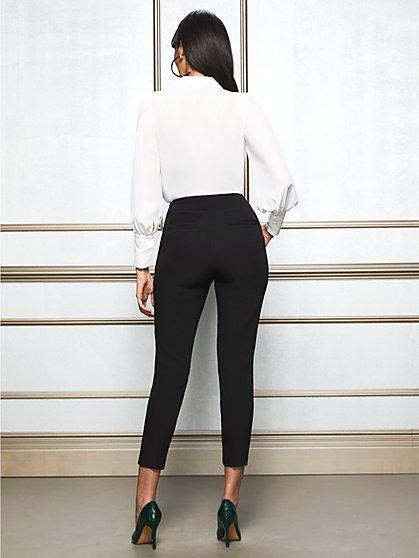 fb2eddfc22e83 ... Doria Black Pant - Eva Mendes Collection - New York & Company
