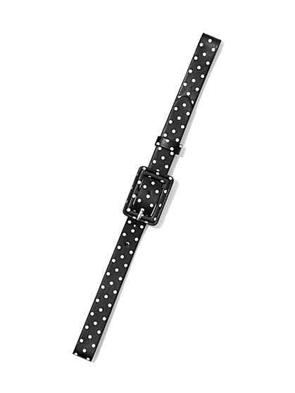 Dot-Print Belt - New York & Company