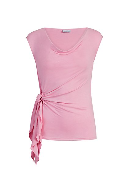Draped Top - Sweet Pea - New York & Company