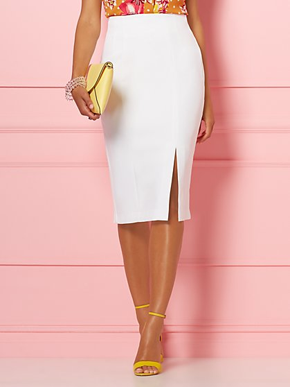 Emma Pencil Skirt - Eva Mendes Party Collection - New York & Company