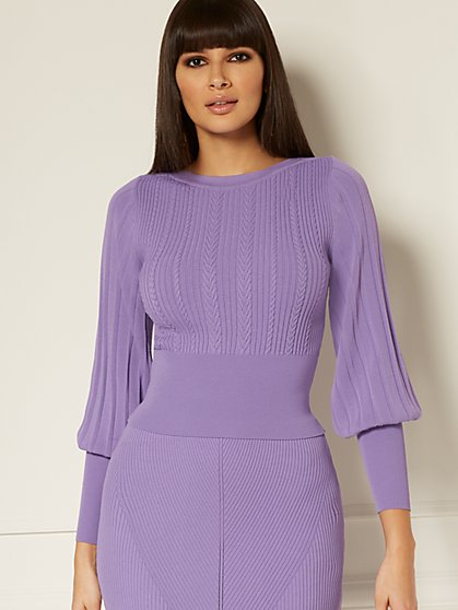 Ensley Sweater - Eva Mendes Collection - New York & Company