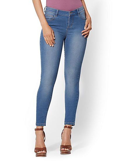 Essential Stretch Legging - Soho Jeans - New York & Company