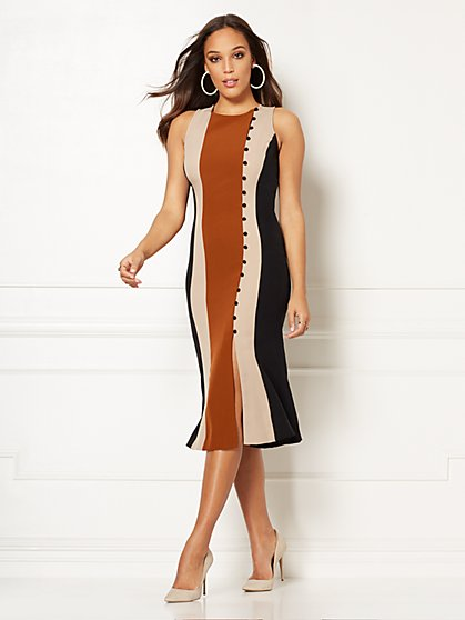 Eva Mendes Collection - Bobbi Shift Dress - New York & Company